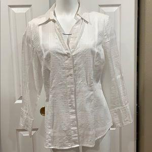 Ann Taylor button down shirt – size 14